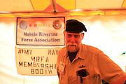 Mobile Riverine Association veteran. Kokomo Indiana Vietnam Veterans Reunion 2012