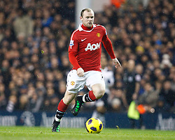 16.01.2011, White Hart Lane, Lundon, ENG, PL, Tottenham Hotspur vs Manchester United, im Bild Wayne Rooney of Manchester United.Tottenham Hotspur v Manchester United.at White Hart Lane, London 16/01/2011. EXPA Pictures © 2011, PhotoCredit: EXPA/ IPS/ Kieran Galvin +++++ ATTENTION - OUT OF ENGLAND/UK and FRANCE/FR +++++
