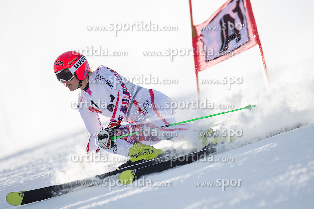 19.10.2012, Rettenbachferner, Soelden, AUT, OeSV, interne Qualifikationslauefe, im Bild Jessica Depauli (AUT) // Jessica Depauli of Austria during Qualifying of the Austrian Ski Team 'OeSV' at Rettenbachferner in Soelden, Austria on 2012/10/19. EXPA Pictures © 2012, PhotoCredit: EXPA/ J. Groder