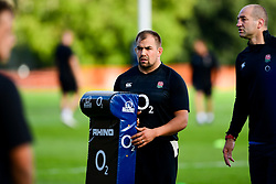 Ben Moon of England Rugby - Mandatory by-line: Ryan Hiscott/JMP - 24/09/2018 - RUGBY - Clifton College - Bristol, England - England Rugby - England Rugby Training