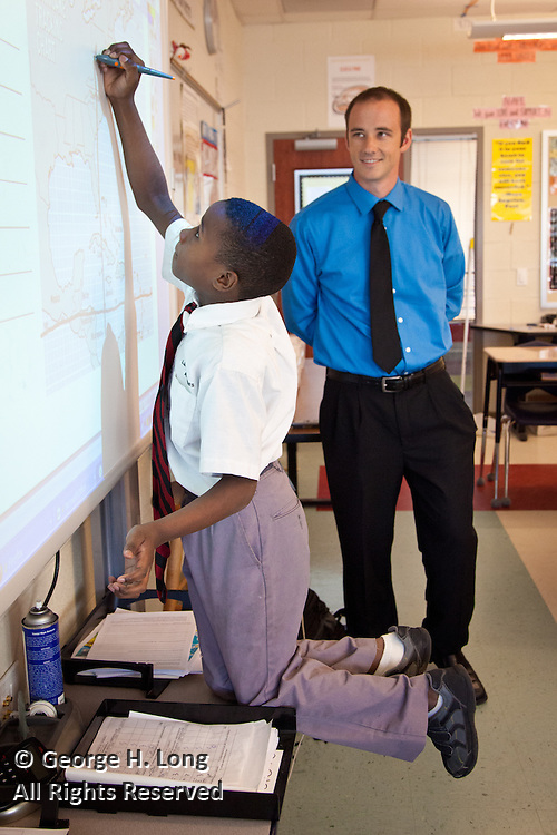 Leading Educators - Day 2; Andrew Sullivan at Leading Educators - Day 2; Andrew Sullivan at Langston Hughes Academy