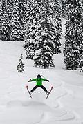 Canadian Mountain Holidays (CMH) Nomads private heliski tour 2020, Michael J Schreiner