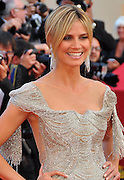 """24.MAY.2012. CANNES<br /> <br /> HEIDI KLUM ATTENDS THE """"PAPERBOY"""" FILM PREMIERE AT THE 2012 CANNES FILM FESTIVAL.<br /> <br /> BYLINE: EDBIMAGEARCHIVE.CO.UK<br /> <br /> *THIS IMAGE IS STRICTLY FOR UK NEWSPAPERS AND MAGAZINES ONLY*<br /> *FOR WORLD WIDE SALES AND WEB USE PLEASE CONTACT EDBIMAGEARCHIVE - 0208 954 5968*"""