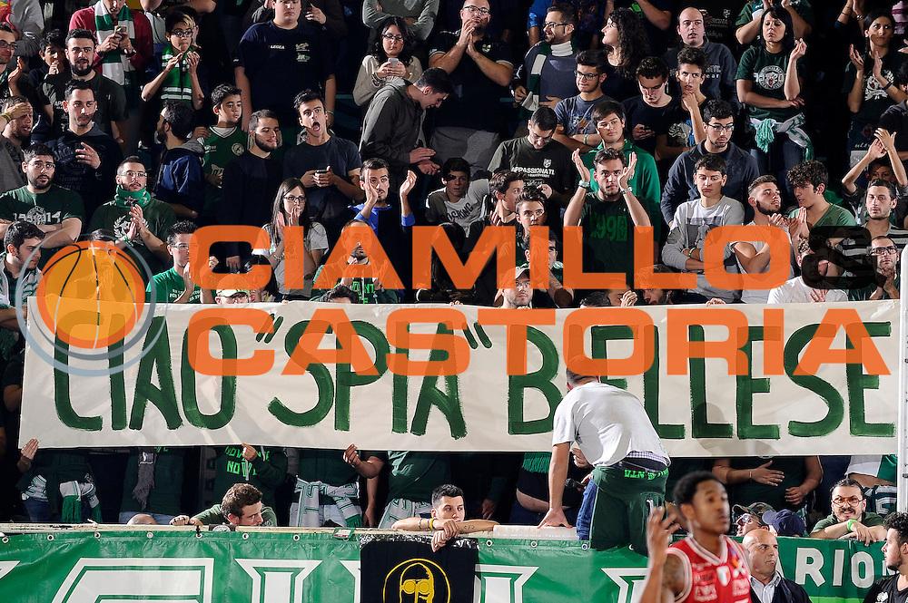 DESCRIZIONE : Avellino Lega A 2014-2015 Sidigas Avellino EA7 Emporio Armani Milano<br /> GIOCATORE : Tifosi<br /> CATEGORIA : Tifosi<br /> SQUADRA : Sidigas Avellino<br /> EVENTO : Campionato Lega A 2014-2015<br /> GARA : Sidigas Avellino EA7 Emporio Armani Milano<br /> DATA : 03/11/2014<br /> SPORT : Pallacanestro<br /> AUTORE : Agenzia Ciamillo-Castoria/Max.Ceretti<br /> GALLERIA : Lega Basket A 2014-2015<br /> FOTONOTIZIA : Avellino Lega A 2014-2015 Sidigas Avellino EA7 Emporio Armani Milano<br /> PREDEFINITA :