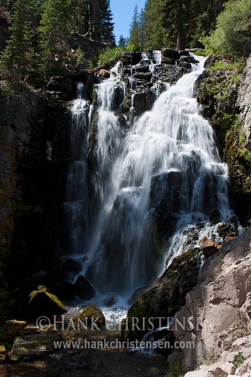 King's Creek Falls, Lassen Natioanl Park