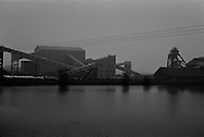 Thurcroft Colliery, Rotherham. British Coal South Yorkshire Area. 30.11.1991.