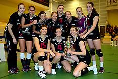 20141230 NED: Eurosped Volleybal Experience Finale Dynamo Tubbergen - Eurosped TVT, Almelo