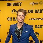 NLD/Amsterdam/20171030 - Oh Baby filmpremiere,