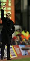 Photo: Lee Earle.<br /> Arsenal v Chelsea. The Barclays Premiership. 18/12/2005. Chelsea manager Jose Mourinho.
