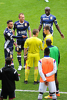 Benoit BASTIEN - 02.05.2015 - Lyon / Evian Thonon - 35eme journee de Ligue 1<br />Photo : Jean Paul Thomas / Icon Sport