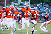 Liberty at Orange Varsity Football