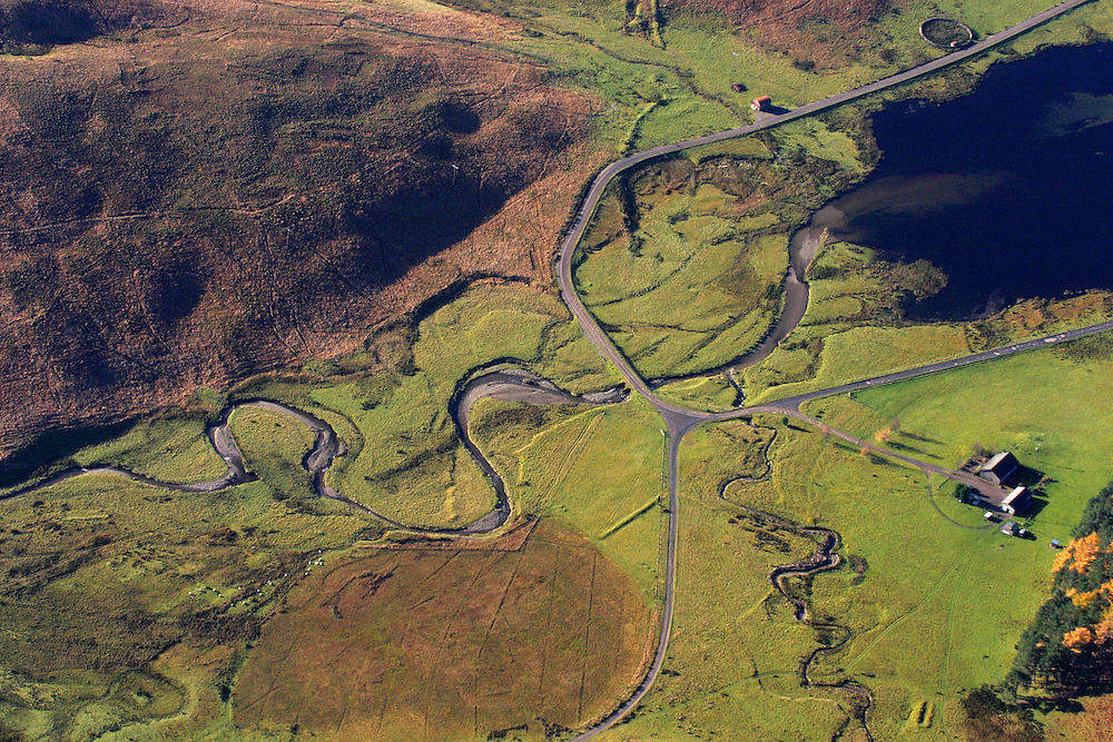 Aerial Images of Scotland