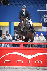 Klus Marek, (CZE), Dragill <br /> 5 years of age<br /> FEI World Breeding Jumping Championships<br /> Lanaken 2015<br /> © Hippo Foto - Dirk Caremans<br /> 20/09/15