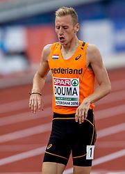 07-07-2016 NED: European Athletics Championships day 2, Amsterdam<br /> Richard Douma NED