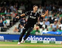 Cricket - 2019 ICC Cricket World Cup - Group Stage: Bangladesh vs. New Zealand<br /> <br /> New Zealander Trent Boult, at Kia Oval.<br /> <br /> COLORSPORT/ANDREW COWIE