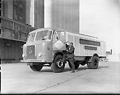 1961 - Seddon lorry for Merchant Warehousing Co. Ltd.