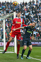 ALEX MERET (SPAL)<br /> CALCIO SPAL - INTER