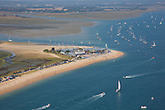 Hayling from the air