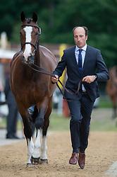Price Tim (NZL) - Wesko<br /> Horse Inspection <br /> CCI4*  Luhmuhlen 2014 <br /> © Hippo Foto - Jon Stroud