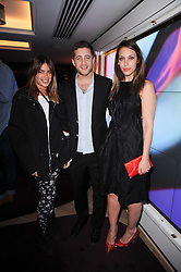 Left to right, WILLA KESWICK, TYRONE WOOD and SERENA METTAR at a party hosted by Links of London in celebration of Cat DeeleyÕs role as global brand ambassador of Links of London and to launch the AW10 campaign held at The Club at The Ivy (The Loft), 9 West Street, WC2 on 16th September 2010.<br /> Left to right, WILLA KESWICK, TYRONE WOOD and SERENA METTAR at a party hosted by Links of London in celebration of Cat Deeley's role as global brand ambassador of Links of London and to launch the AW10 campaign held at The Club at The Ivy (The Loft), 9 West Street, WC2 on 16th September 2010.