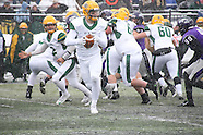 NCAA FB: University of Wisconsin, Whitewater vs. St. Norbert College (11-21-15)