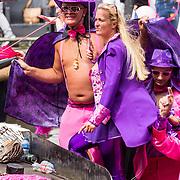 NLD/Amsterdam/20170805 - Gaypride 2017, Landelijk Netwerk Bisexualiteit