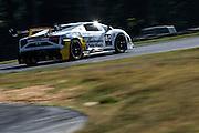 October 3-5, 2013. Lamborghini Super Trofeo - Virginia International Raceway. #80 Al Carter, Mitchum Motorsports, Lamborghini of Palm Beach