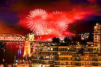 Celebration of Light Finale 2013