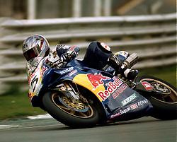 JOHN REYNOLDS REVE RED BULL DUCATI,  British Superbike Championship Brands Hatch 26th March 2000