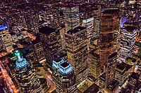 Core of Downtown Toronto
