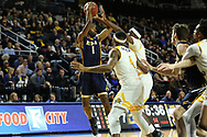 December 6, 2017 - Johnson City, Tennessee - Freedom Hall: ETSU guard Desonta Bradford (1)<br /> <br /> Image Credit: Dakota Hamilton/ETSU