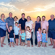 Swint-Monroe Family Beach Photos