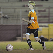 2010/2011 Boys Soccer: Bay Minette at Robertsdale