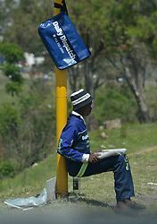 Nov. 21, 2014 - Mthatha, Eastern Cape, South Africa -  (Credit Image: © Artur Widak/NurPhoto/ZUMA Wire)