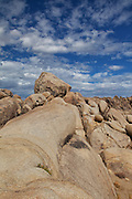 Alabama Hills in California