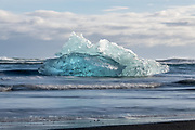 Jokulsarlon in south iceland