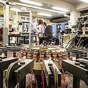 Laboratorio del GREAT LAB (Laboratorio per la ricerca sul Green Engine for the Airtransport) all'interno della Cittadella Politecnica nato dalla collaborazione tra il Politecnico di Torino e Avio.<br /> Il centro ospita diversi gruppi di ricerca guidati ricercatori esperti, che coordinano il lavoro di neolaureati e dottorandi del Politecnico di Torino<br /> <br /> GREAT LAB Laboratory (Laboratory for Research on Green Engine for the Airtransport) inside the Cittadella Politecnica born from the collaboration between Politecnico di Torino and Avio.<br /> The center hosts several research groups led experienced researchers who coordinate the work of graduates and PhD students of the Polytechnic of Turin
