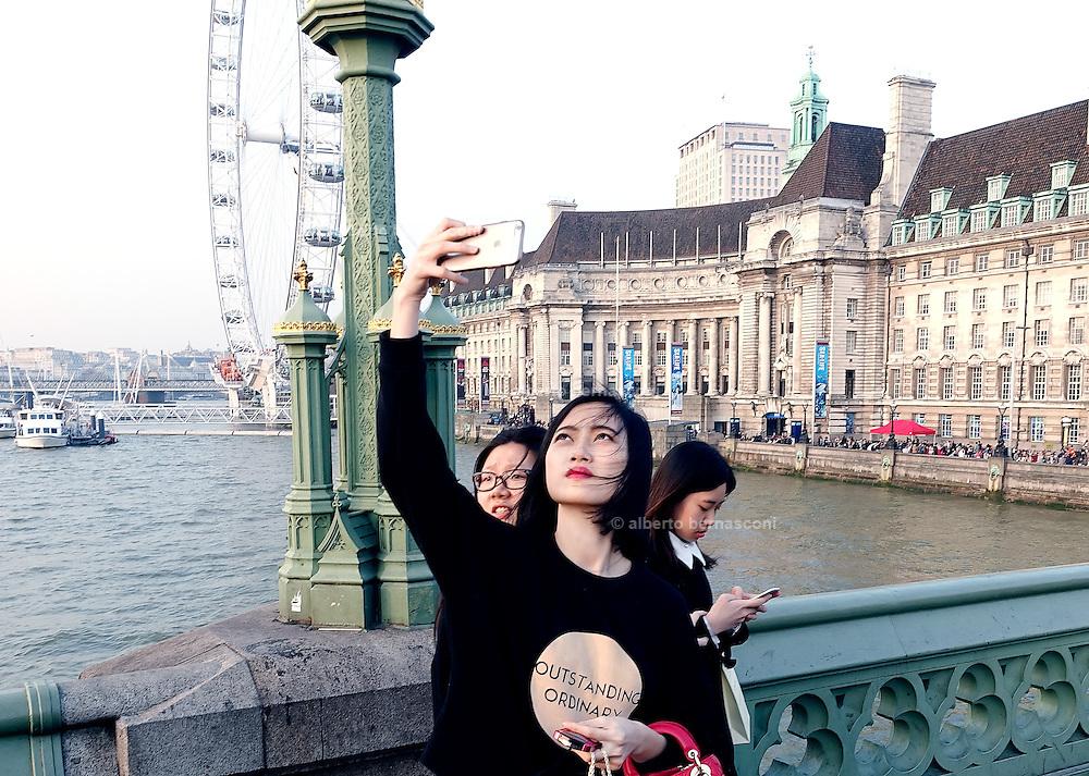 London, Westminster Bridge