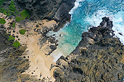 Halona Cove, Hawaii Kai, Honolulu, Oahu, Hawaii