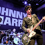 Johnny Marr performing at 930 Club on November 9, 2014.