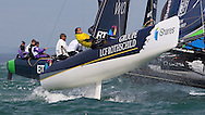 ENGLAND, Cowes, iShares Cup, 2nd August, Gitana Extreme-Groupe LCF Rothschild.