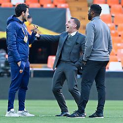 Valencia CF v Celtic, Europa League, 21 February 2019