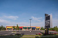 Exterior photo of Windsor Office Park in Maryland by Jeffrey Sauers of Commercial Photographics, Architectural Photo Artistry in Washington DC, Virginia to Florida and PA to New England