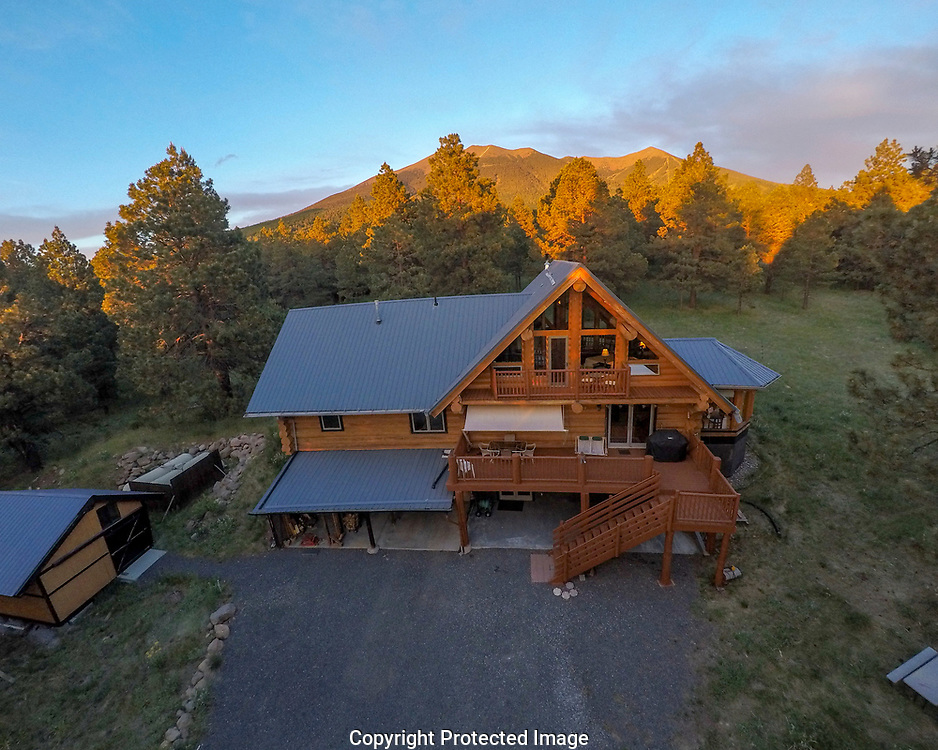 DCIM\100GOPRO\GOPR1301.JPG Country Home for sale. Aerial (drone)  photograph