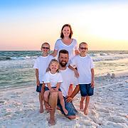 Kristbaum Family Beach Photos