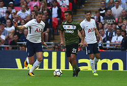 August 5, 2017 - London, England, United Kingdom - Paulo Dybala of Juventus FC.during the Friendly match between Tottenham Hotspur and Juventus at Wembley stadium, London, England on 5 August 2017. (Credit Image: © Kieran Galvin/NurPhoto via ZUMA Press)