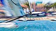 PORTUGAL, Cascais. 7th August 2011. America's Cup World Series. Day 2. ALEPH.