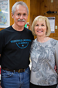 Cajun Dance at Abita Springs Town Hall on March 11, 2017; hosted by the Abita Springs Trailhead Museum and the Northshore Cajun Dancers