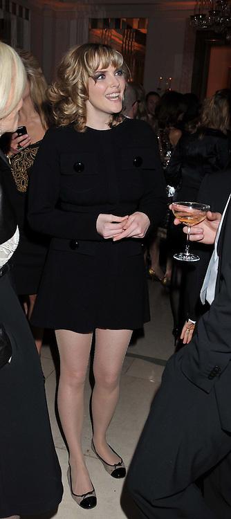 SOPHIE DAHL at the Harper's Bazaar Women of the Year Awards 2011 held at Claridge's, Brook Street, London on 7th November 2011.
