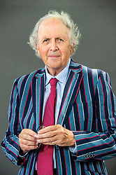 Pictured: Alexander McCall Smith<br />